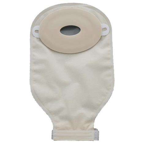Nu-Hope Post-Operative Standard Oval Convex Cut-To-Fit Adult Urinary Pouch With Skin Barrier