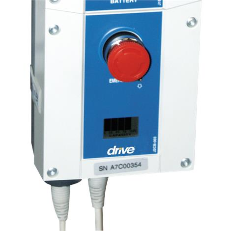 Drive Charger For Battery Powered Patient Lift
