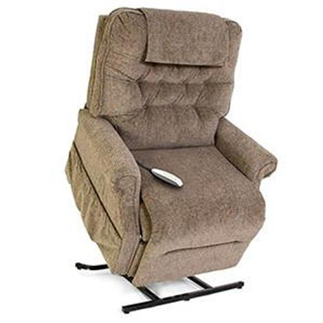 Pride Heritage X-Large Three Position Full Recline Chaise Lounger