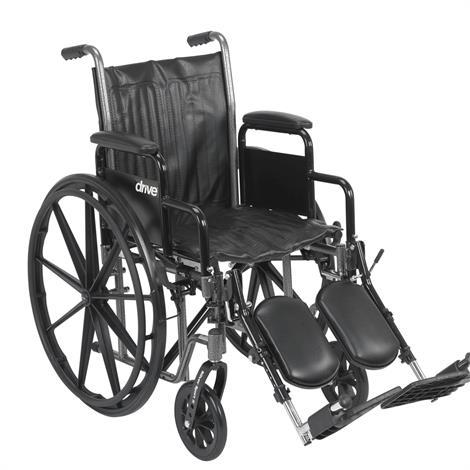 Buy Drive Silver Sport 2 Dual Axle Standard Wheelchair