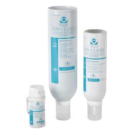 Medline Epi-Clenz Aerosol Foam Hand Sanitizer