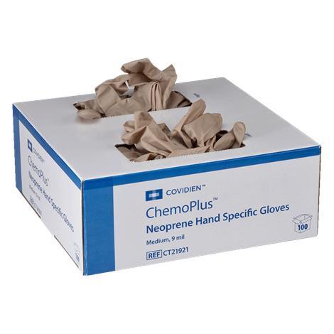 Covidien Chemoplus Non-Sterile Neoprene Gloves