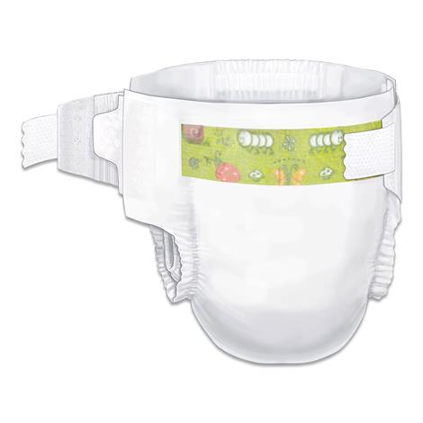 Kendall Healthcare Curity Ultra Fits Baby Diapers