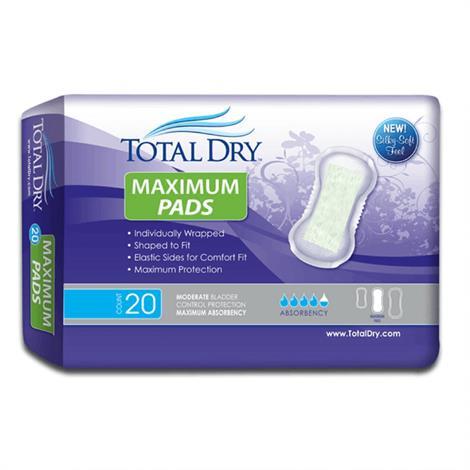 Buy Secure Personal Care TotalDry Maximum Pads