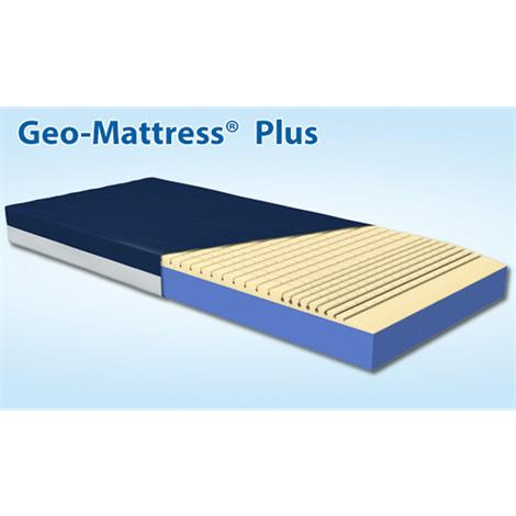 Span America Geo Mattress Plus Therapeutic Foam Mattress