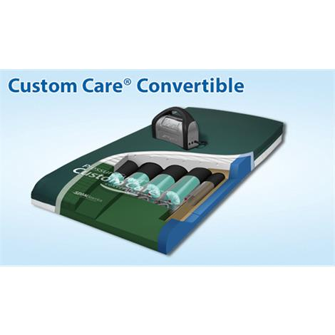 Span America PressureGuard Custom Care Convertible Mattress