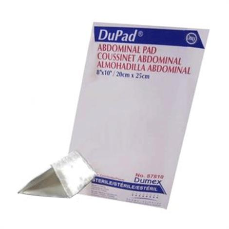 Derma Sciences Dupad Abdominal Pads