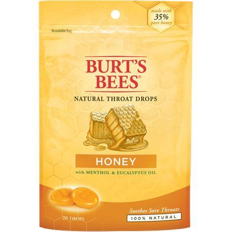 Burts Bees Honey Throat Drops