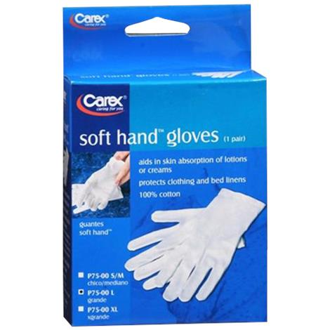 Buy Carex Soft Hands Gloves