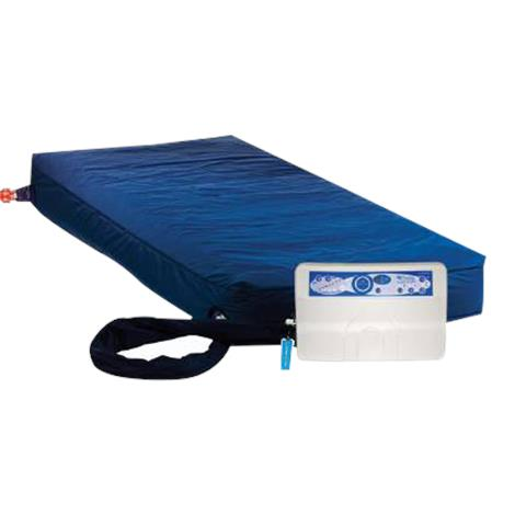 Blue Chip Power Pro Elite Alternating Pressure Mattress System With True Low Air Loss