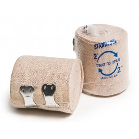 Graham Field Grafco Standard Elastic Bandages With Clips