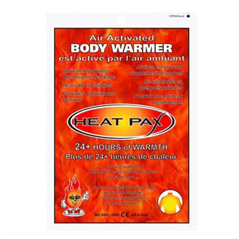 TechNiche HeatPax Air Activated Body Warmers