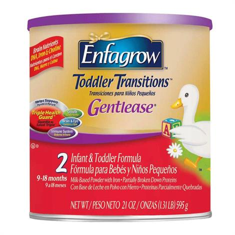 Enfagrow Gentlease Milk Drink for Toddlers