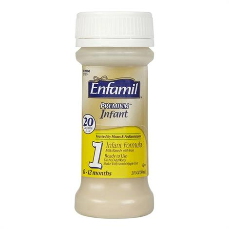 Enfamil Premium Milk Based Formula Nursette Bottle for Infants