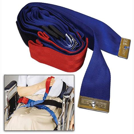 Skil-Care Resident-Release Slider Belts