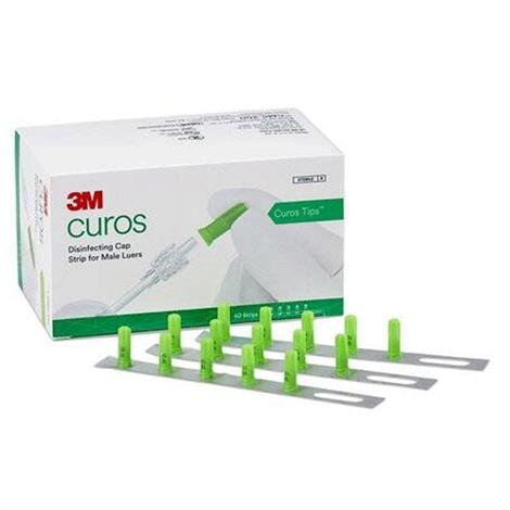 Buy 3M Curos Tips Disinfecting Cap for Male Luers