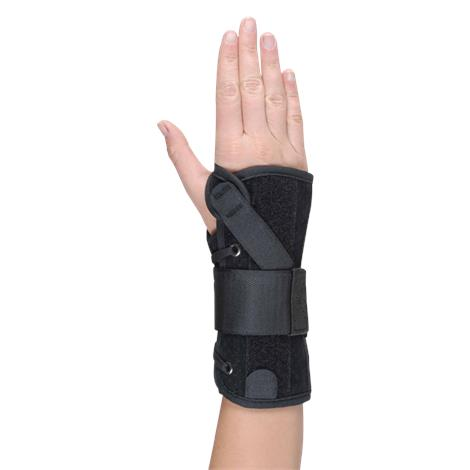 Hely & Weber Suede Lacing Wrist Orthosis