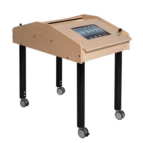 Buy Childrens Factory Angeles 2-Station Face-To-Face Technology Table