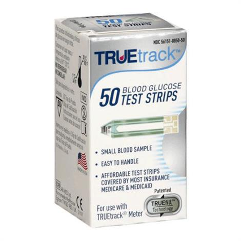 Nipro Diagnostics TRUEread Blood Glucose Test Strips