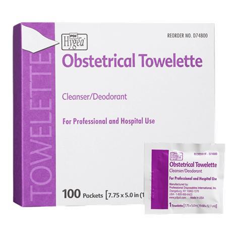 Buy Nice Pak PDI Hygea Obstetrical Towelettes