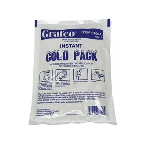 Graham-Field Disposable Instant Cold Packs