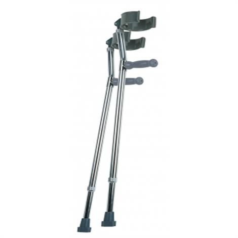 Graham Field Lumex Deluxe Forearm Small Crutches