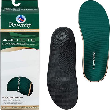Buy Powerstep ArchLite Orthotic Insoles