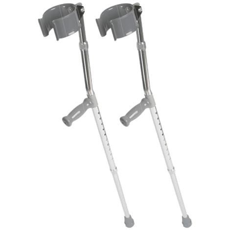 Buy Medline Forearm Crutches