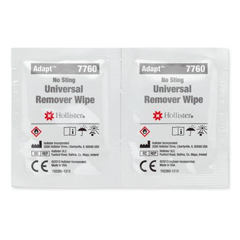 Hollister Adapt Universal Adhesive Remover Wipes