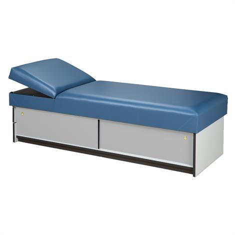 Clinton Recovery Couch with Sliding Doors
