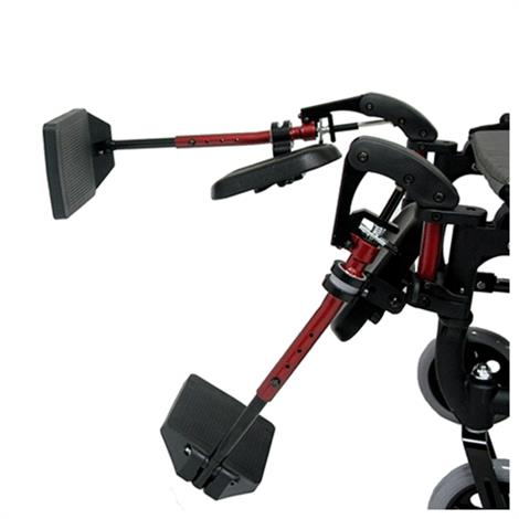 Karman Healthcare Universal Wheelchair Elevating Legrests