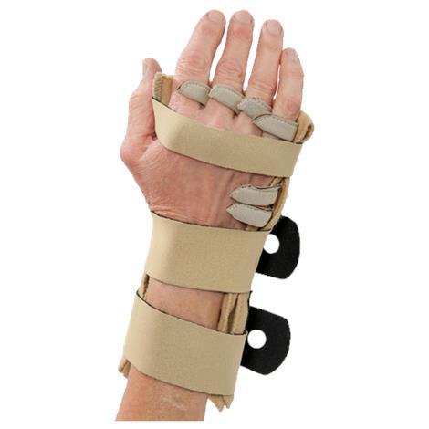3pp Comforter Hand Splint With Neoprene Straps