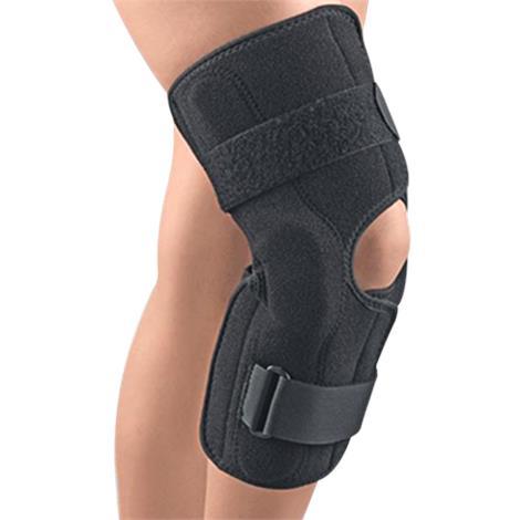 FLA Orthopedics Adjustable ROM Knee Brace With Polycentric Hinges