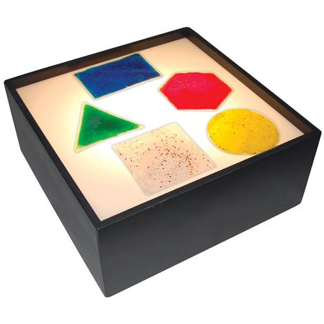 Skil-Care Clear Geometric Gel Shapes