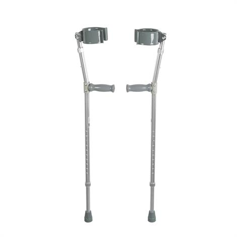 Drive Steel Forearm Crutches