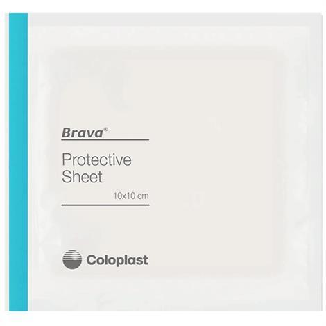 Coloplast Brava Skin Barrier Protective Sheets