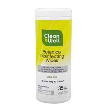 Cleanwell Disinfacting Wipes