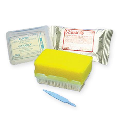 BD E-Z Scrub Preoperative Surgical Scrub Brushes