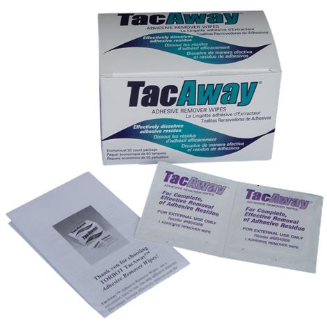 Buy Torbot TacAway Adhesive Remover Wipes