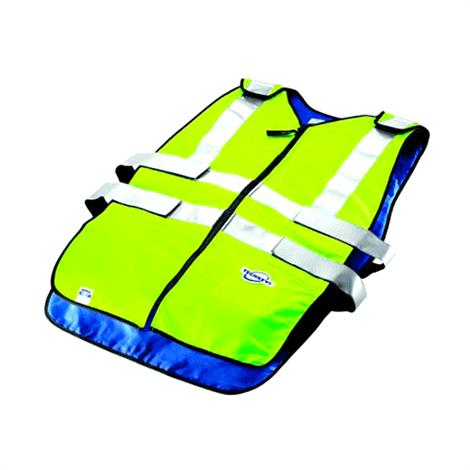 Buy Techniche Coolpax Phase Change Cooling ANSI CL II Traffic Safety Vests