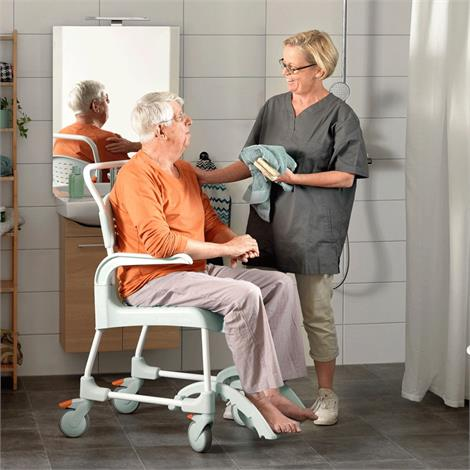 Buy Etac Clean Shower Commode Chair