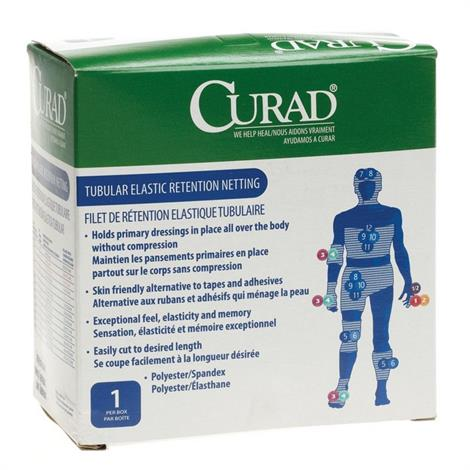 Buy Medline Curad Stretch Tubular Elastic Dressing Retention Nets
