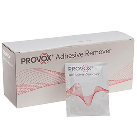 Atos Medical Provox Adhesive Remover Wipes