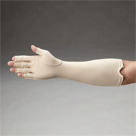 Rolyan Forearm Length Compression Gloves