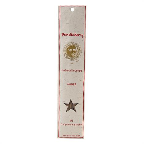 Pondicherry Natural Amber Incense Sticks