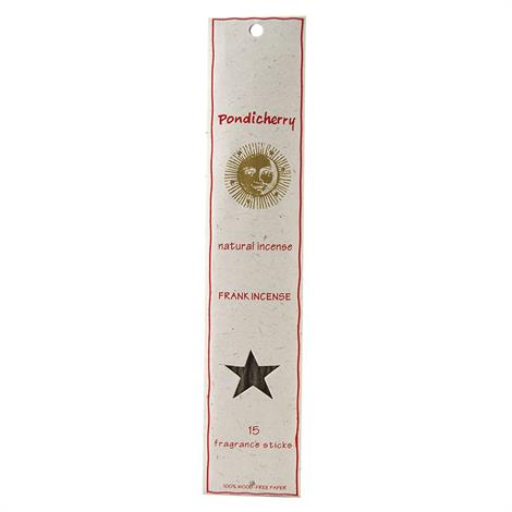 Pondicherry Natural Frankincense Incense Sticks