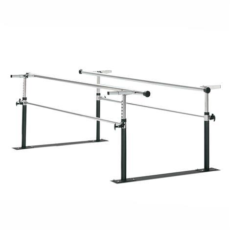 Bailey Folding Steel Base Parallel Bars