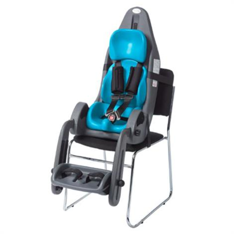 Special Tomato Small Multi-Positioning Seat with Footrest