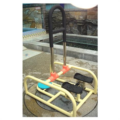 H2OGym Underwater Stepper And Twister Exercise Equipment