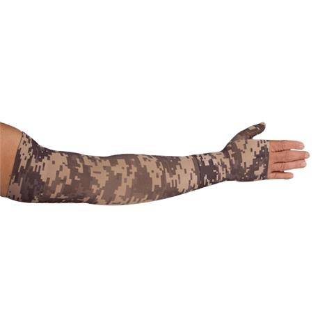 LympheDudes Military Camouflage Compression Arm Sleeve And Gauntlet